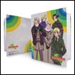Hetalia Binder: Allied Forces
