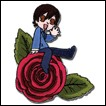 Ouran High School Host Club Patch: Haruhi Fujioka