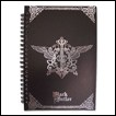 Black Butler Notebook: Phantomhive Emblem