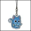 Fairy Tail Cell Phone Strap: Happy