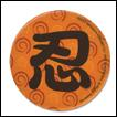 Naruto Shippuden Button: Shinobi