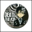 Soul Eater Button: Death the Kid