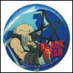 Soul Eater Button: Black Star