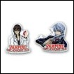 Vampire Knight Pin Set: Zero & Kaname