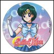 Sailor Moon Button: Sailor Mercury