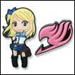 Fairy Tail Pin Set: Lucy & Guild Symbol