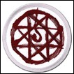 Fullmetal Alchemist Patch: Al's Blood Mark