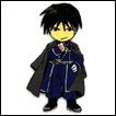 Fullmetal Alchemist Patch: Roy (Version 2)