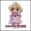 Ouran High School Host Club Sticker: Honey