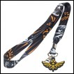 Legend of Zelda Lanyard: Link & Symbol