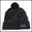 Naruto Shippuden Beanie: Black Winter