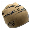 Naruto Shippuden Beanie: Brown Cloud & Forest