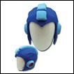 Mega Man 10 Fleece Cosplay Cap: Helmet