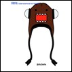 Domo-kun Fleece Cap: Headphones