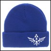 Legend of Zelda Beanie: Blue Cuff