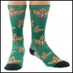Legend of Zelda Socks: Crest Sublimted Crew