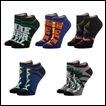 My Hero Academia Socks: 5-Pack Ankle