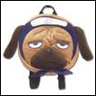 Naruto Plush Bag: Pakkun