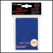Ultra Pro Deck Protector Sleeves: Blue 50 CT Standard