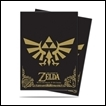 Ultra Pro Character Deck Protector Sleeves: Legend of Zelda: Black & Gold