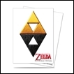 Ultra Pro Character Deck Protector Sleeves: Legend of Zelda: Tri-Force