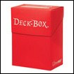 Ultra Pro Deck Box: Red