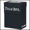 Ultra Pro Deck Box: Black