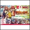 Cardfight!! Vanguard G Booster: Set 10: Raging Clash of the Blade Fangs (English)