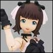 Idolm@ster Figure: Revoltech Amami Haruka Gothic Princess Ver.