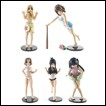 K-ON! Gashapon: Swimsuit Series Set