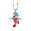 Nintendo Gashapon: New Super Mario Bros.: Wii Mascot Charms: Ice Mario