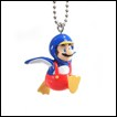 Nintendo Gashapon: New Super Mario Bros.: Wii Mascot Charms: Penguin Mario