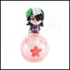 Bleach Gashapon: Soul Ring Swingers: Byakuya