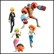 One Piece Trading Figures: Half Age Series 3