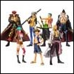 One Piece Trading Figures: Rookies