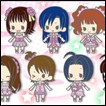 IDOLM@STER Trading Figures: Rubber Strap Collection Series 1