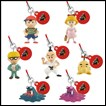 Mother 2 Gashapon: Mascot Straps