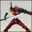 Neon Genesis Evangelion Figure: VS: Production Model-02y (gamma)
