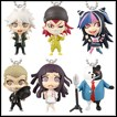 Danganronpa 2 Gashapon: Mascots Side B