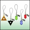 Legend of Zelda: Rupee & Triforce Charm Collection
