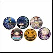 Persona 4 Gashapon: Golden Accessories: Sticker Set