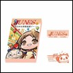 Persona 4 Gashapon: Golden Accessories: JUNES Memo Pad