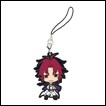 Seraph of the End Gashapon: Rubber Mascot 2: Crowley Eusford