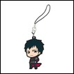Seraph of the End Gashapon: Rubber Mascot 2: Hiragi Kureto