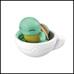 Pokemon Gashapon: Tea Time Cup Mascot: Squirtle