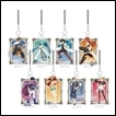 Tales of Series Trading Figures: Character Vinyl Strap Vol.1