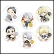 Yuri on Ice Trading Figures: Acrylic Brooch Collection
