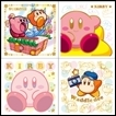 Kirby Trading Figure: Sticker Collection 2