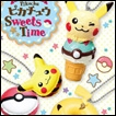 Pokemon Trading Figures: Pikachu Sweets Time