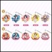 BanG Dream! Girls' Band Party Trading Figures: Acrylic Keychain: Poppin' Party